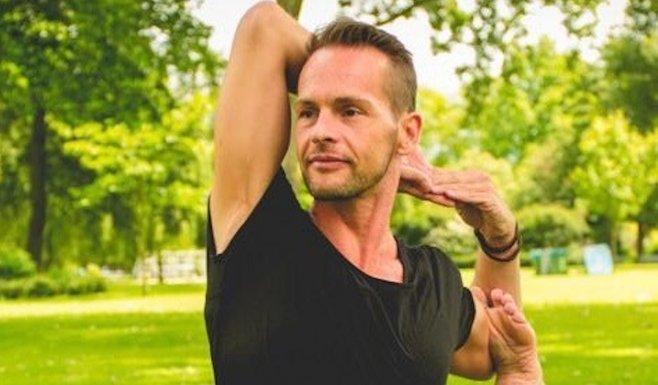 marc dowe vinyasa flow yoga festival terschelling
