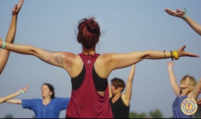 Open je hart met Dru Yoga!