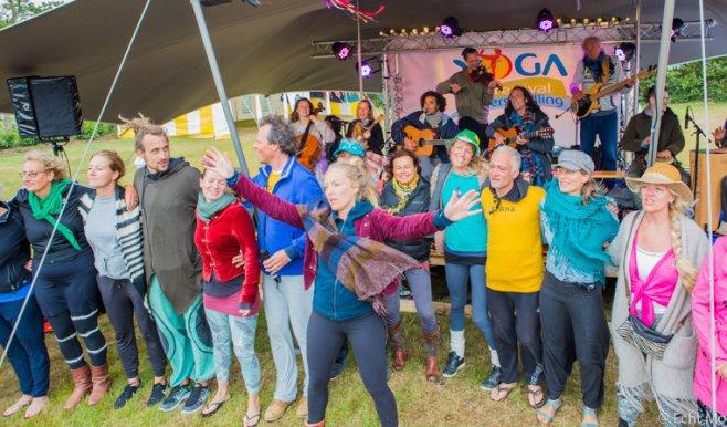 Datum Yoga Festival Terschelling 2018 New Date Dutch Yoga Festival 2018  Thank you