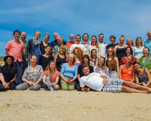 yoga festival terschelling camping de kooi yogavakantie yogaretreat vrijwilligers team karma