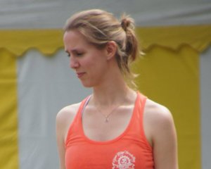 Lilian Kluivers; Yoga Festival Terschelling; Do-In yoga, acupunctuur, shiatsu, meridianen