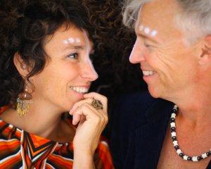 Eilandverlichting op Yoga Festival Terschelling